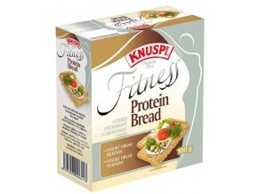 Knuspi Fitness protein Bread