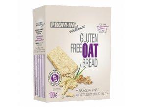 Prom-IN Bezlepkový ovesný chléb