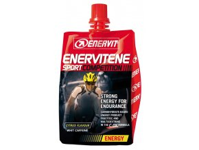 Enervit Liquid Gel Competition s kofeinem