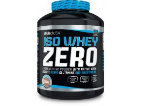BioTech USA ISO Whey ZERO Native