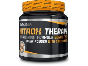 BioTech USA Nitrox Therapy Pre-workout