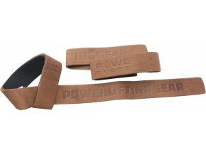 Power System Trhačky Leather Straps