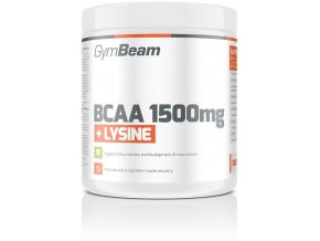 GymBeam BCAA 1500 + Lysin
