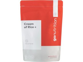 GoNutrition Cream of Rice+