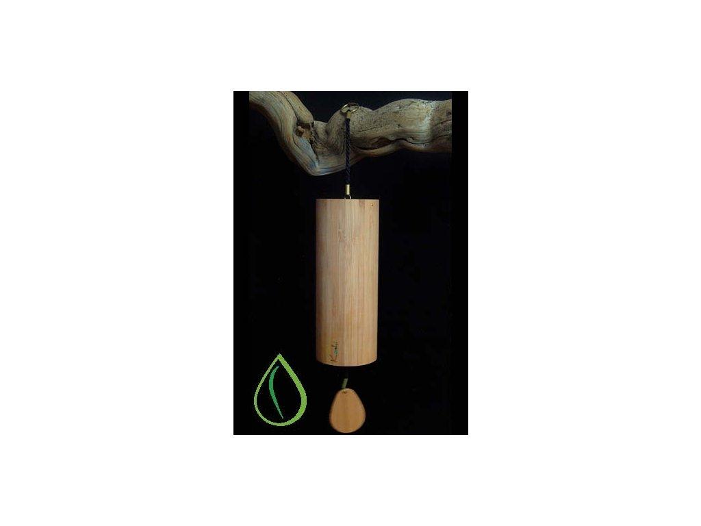 Bambusová zvonkohra Koshi - element ZEMĚ
