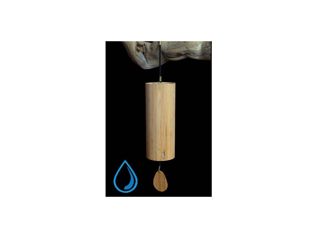 Bambusová zvonkohra Koshi - element VODA