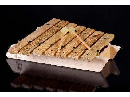 Xylofon Auris - pentatonický -  7 tónů