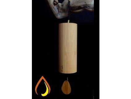 Bambusová zvonkohra Koshi - element OHEŇ