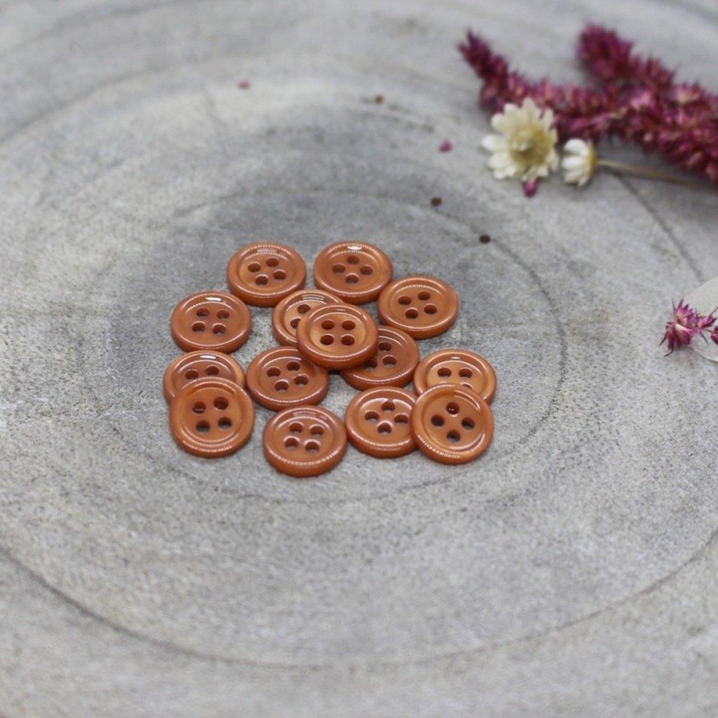 boutons bliss chestnut