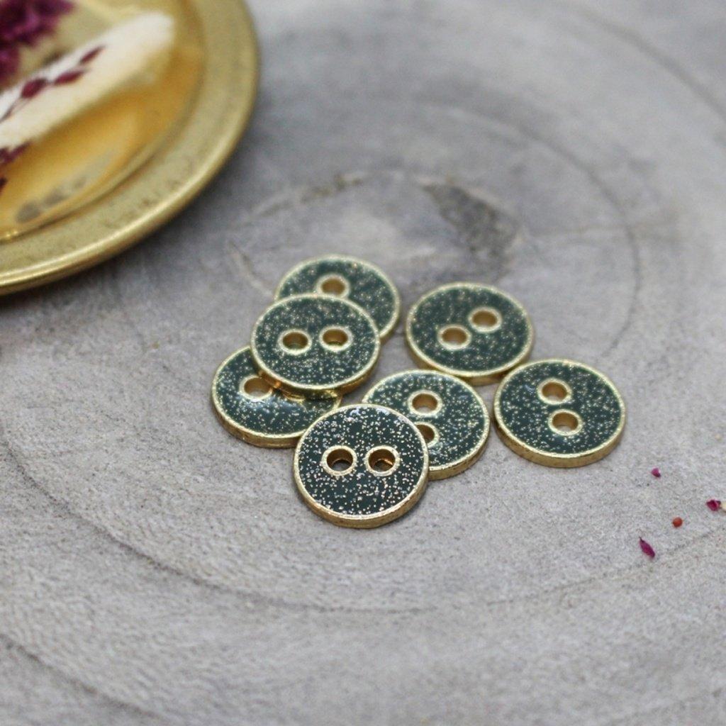 boutons joy glitter cedar