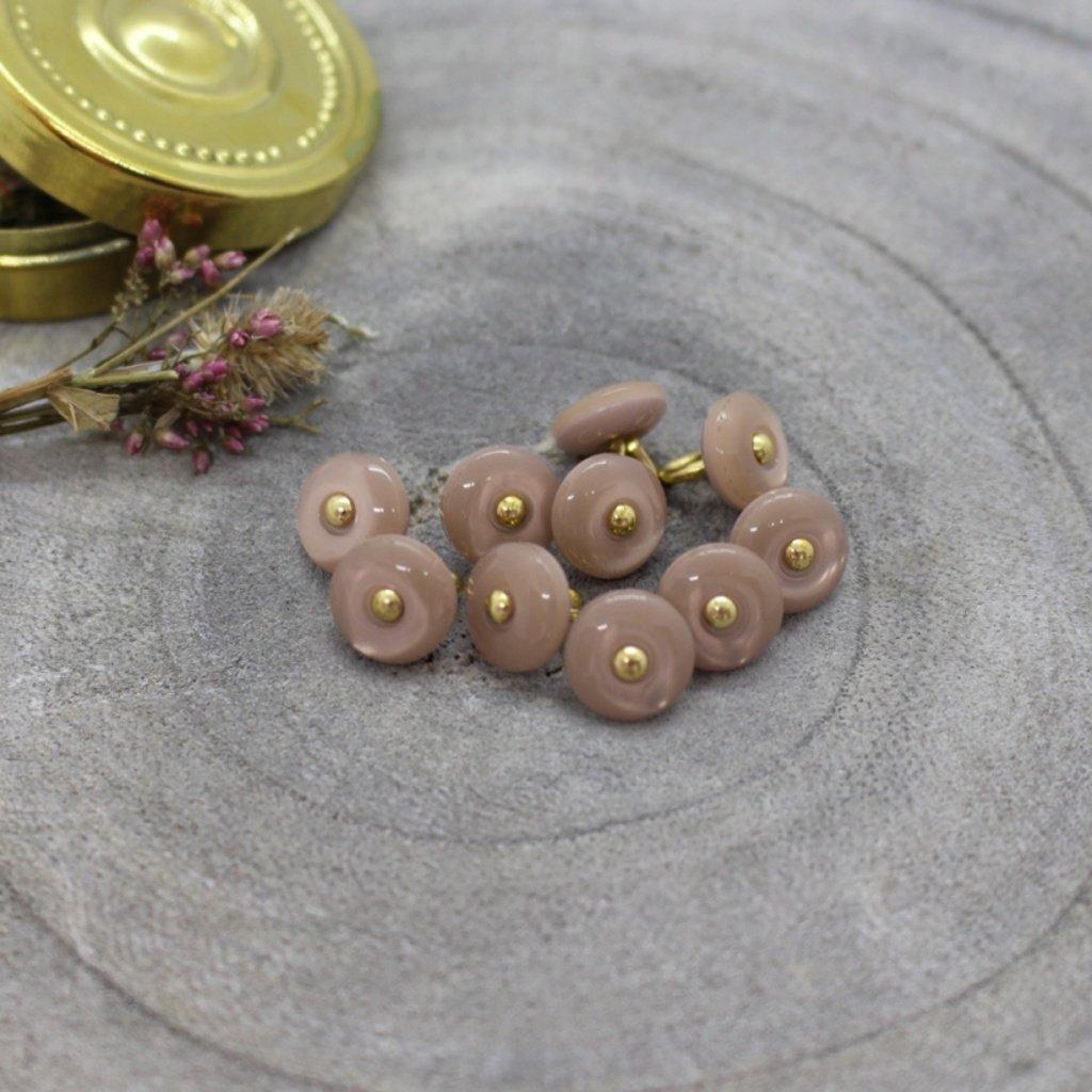 boutons jewel maple