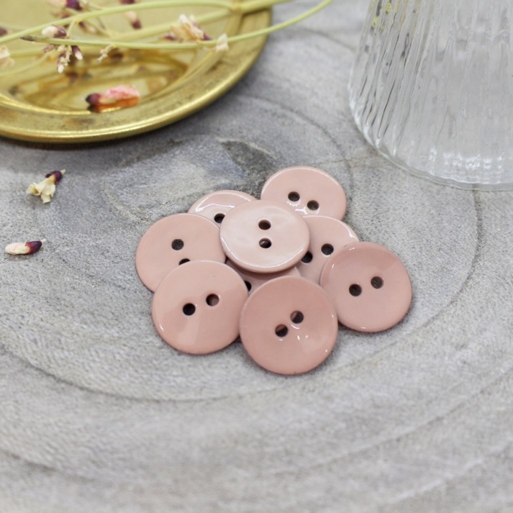 boutons glossy maple
