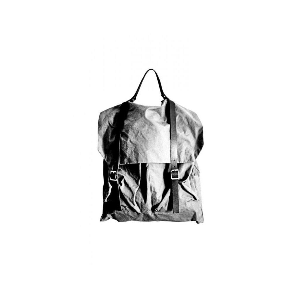 the rtr rucksack (střih)