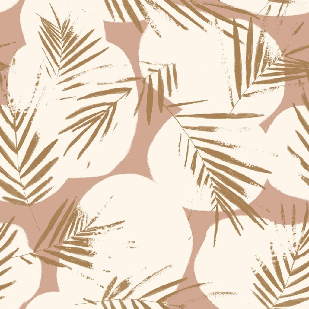 tissu canopy ochre