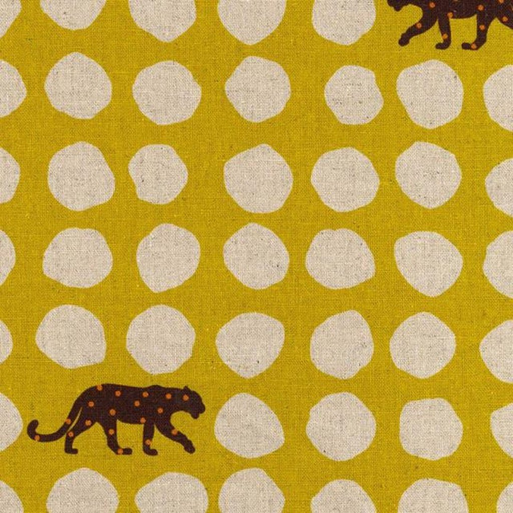 panther yellow (canvas)