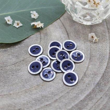 halo buttons cobalt