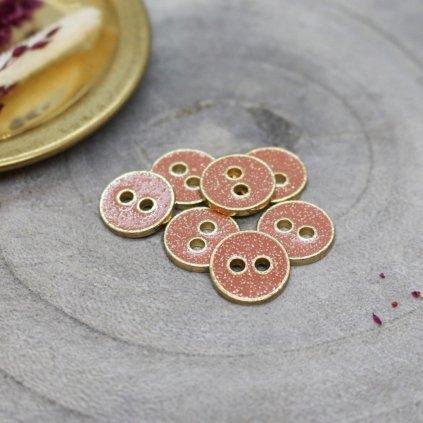 boutons joy glitter melba