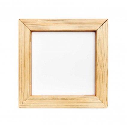 dřevěný rámeček