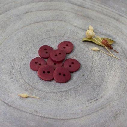 jaipur buttons amarante