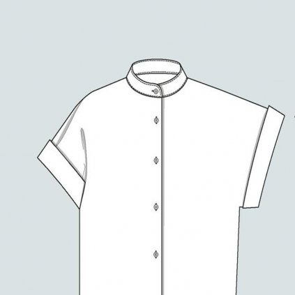 the-assembly-line-TAL-cap-sleeve-shirt