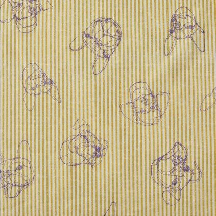 hayu-japonske-latky-design-pes-zluta