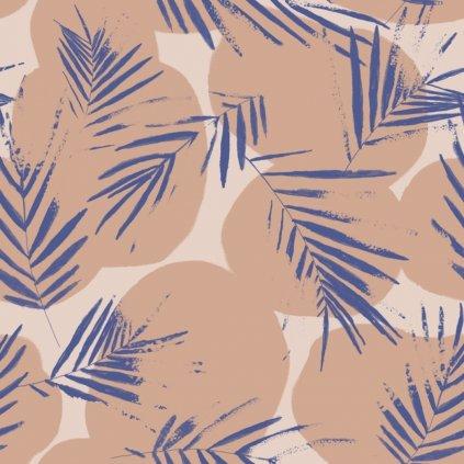 tissu canopy cobalt i