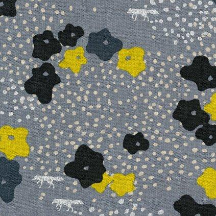 echino-canvas-bavlna-len-kvety