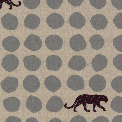 panther grey (canvas)