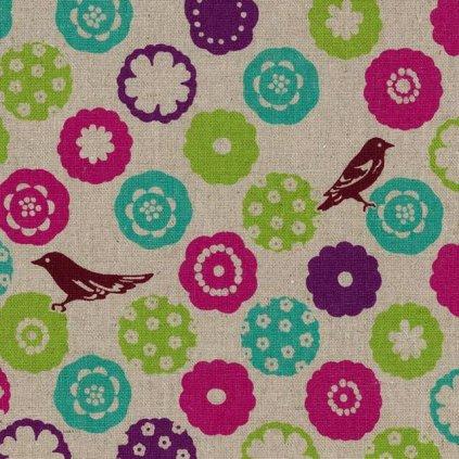 echino-canvas.bavlna-len-bonbon-natur
