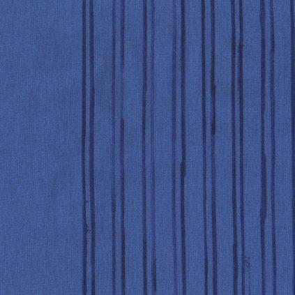 atelier-nani-iro-bavlna-platno-modra-pruhy