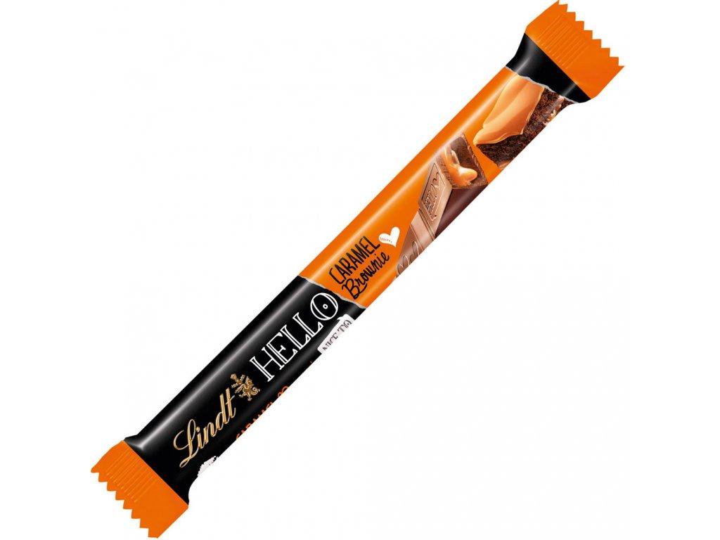 lindt hello caramel brownie stick 39g(1)