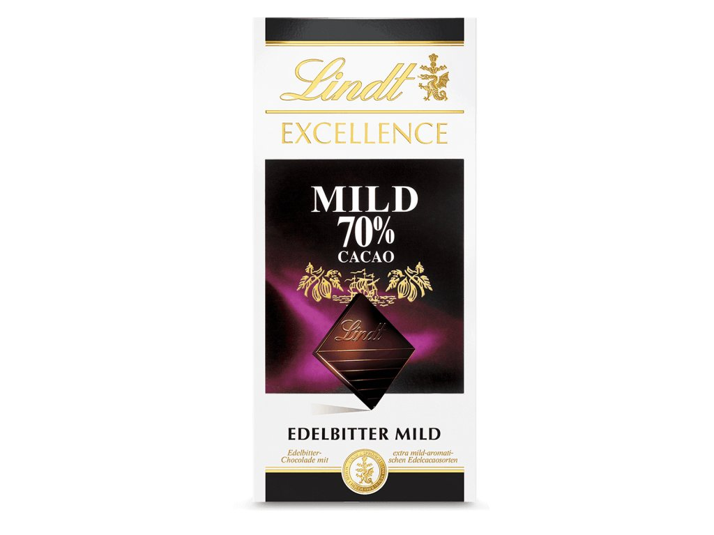 EXCELLENCE Mild 70% 100g