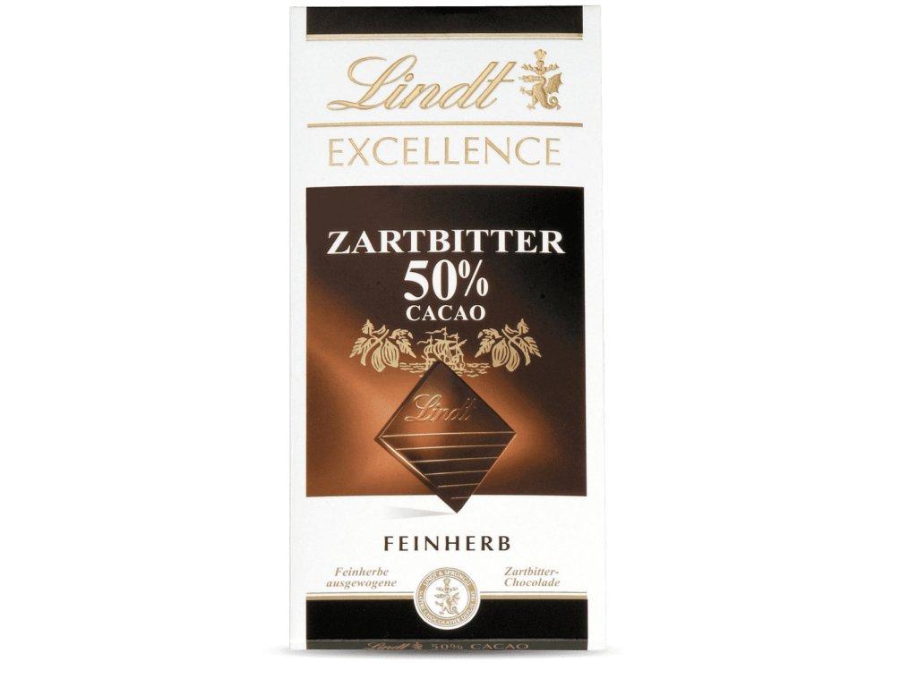 EXCELLENCE Zartbitter 50% 100g