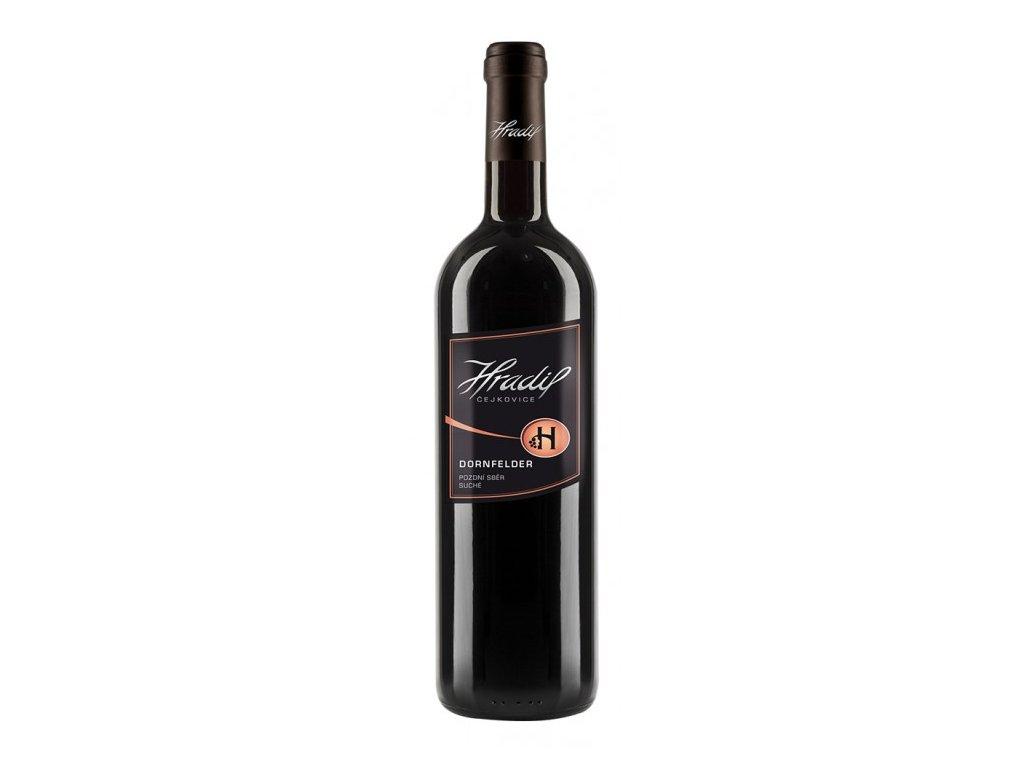 Dornfelder Víno Hradil 575x728