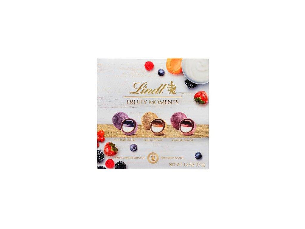 LINDT Fruity moments 135g ( luxusní bonboniéra )