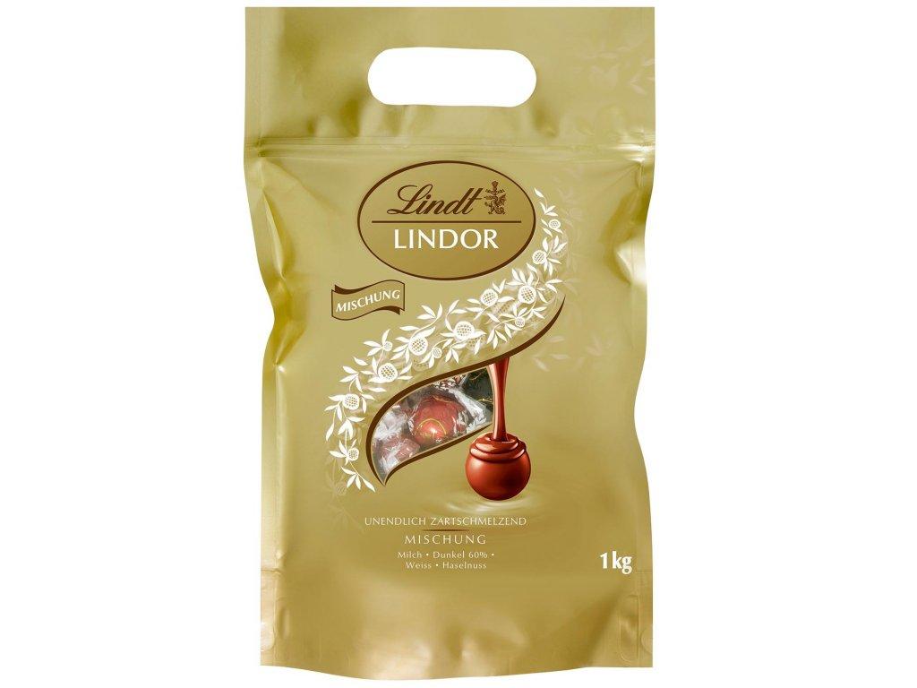 lindt lindor mischung 1kg no1 5841