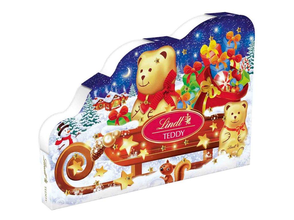 lindt teddy adventskalender no1 4115