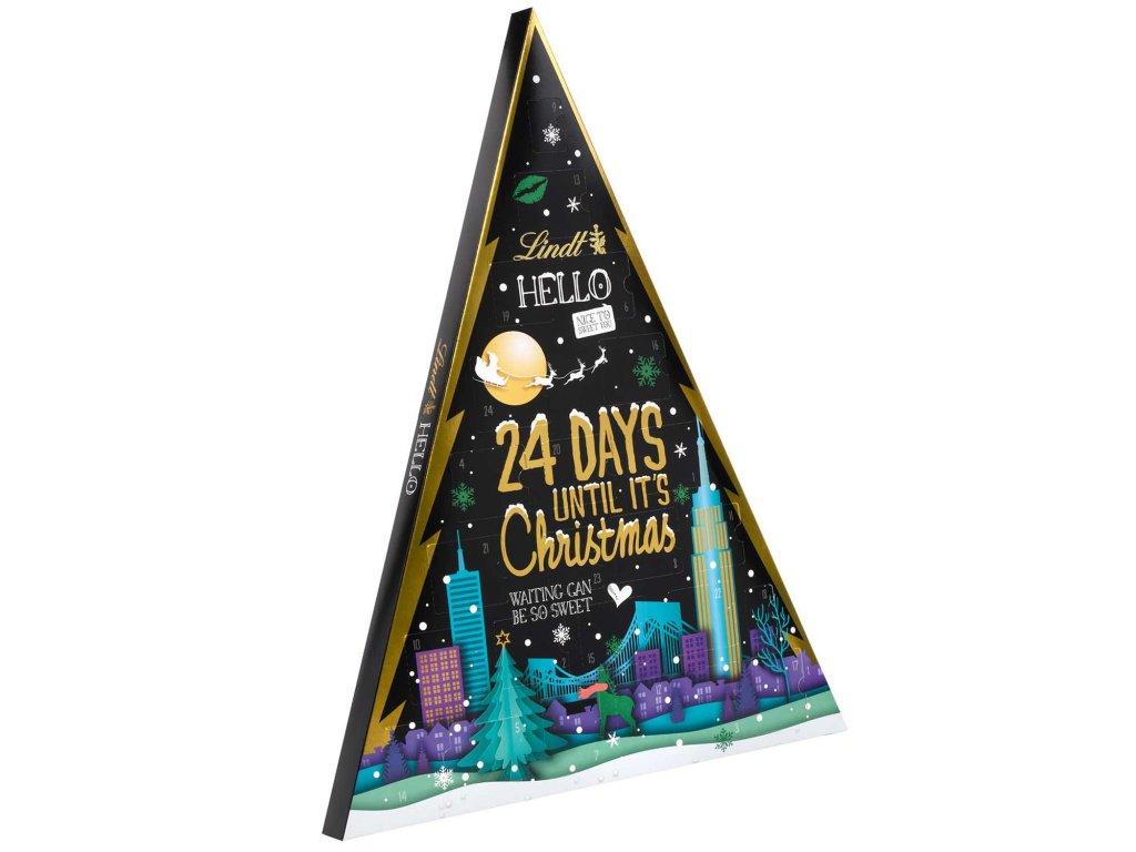 Adventní kalendář pyramida 230g