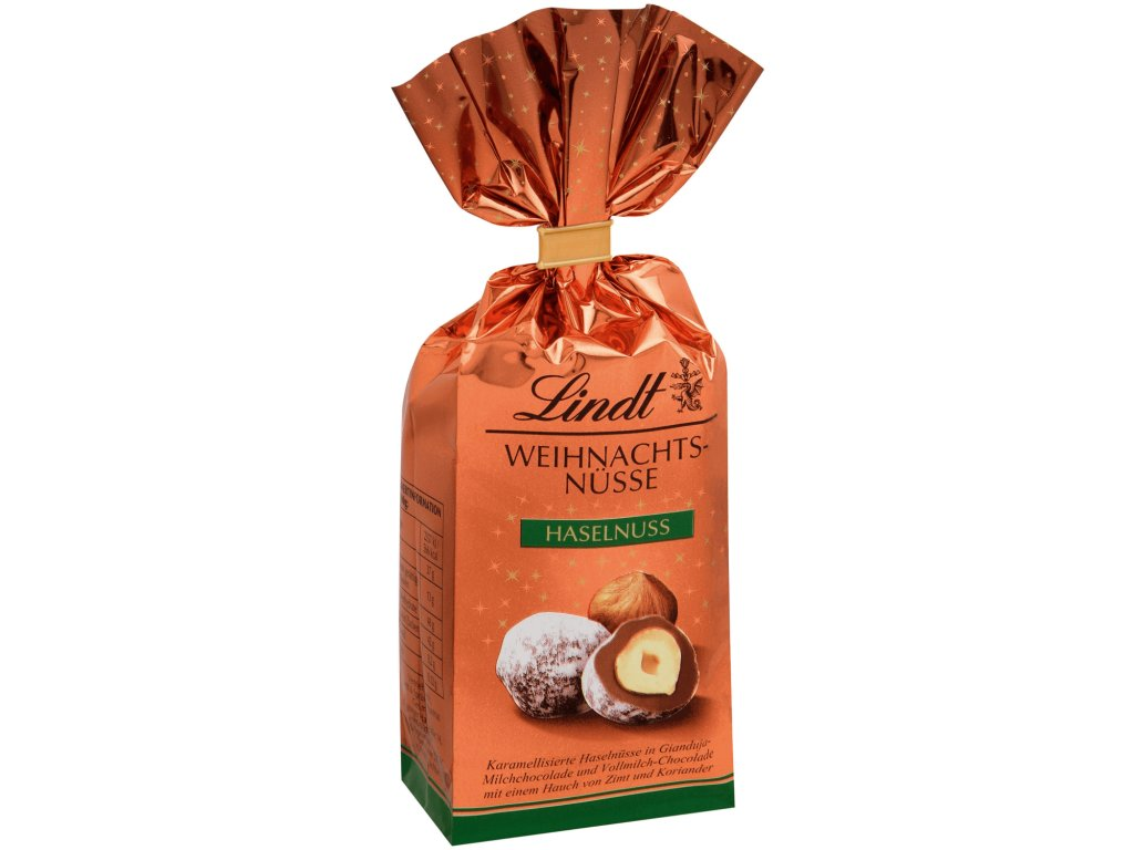lindt weihnachts haseln sse 100g