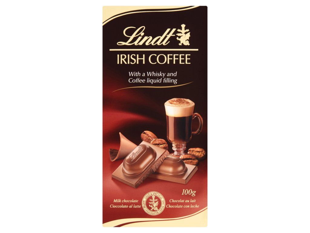 LINDT IRISH 100g