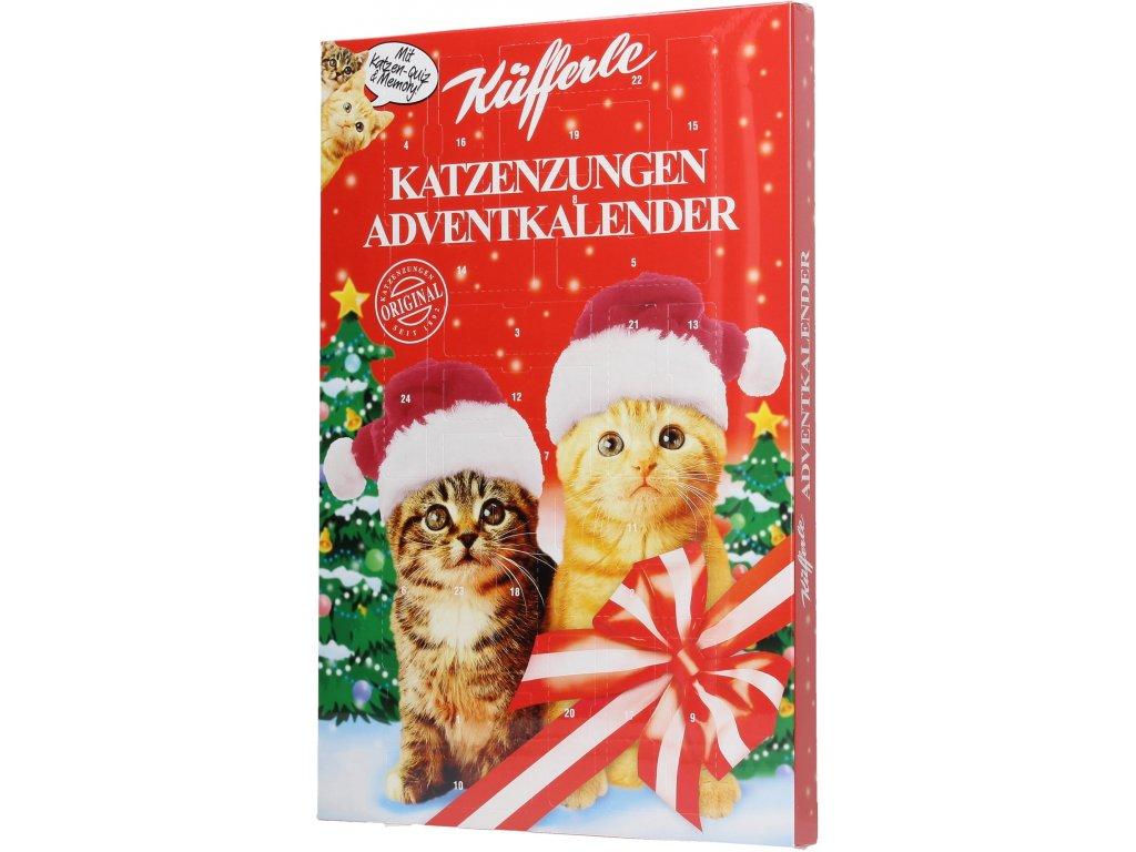 kuefferle adventkalender katzenzungen 1 stueck 511607 de