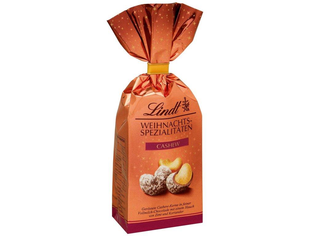 lindt weihnachts spezialitaeten cashew 100g no1 0737