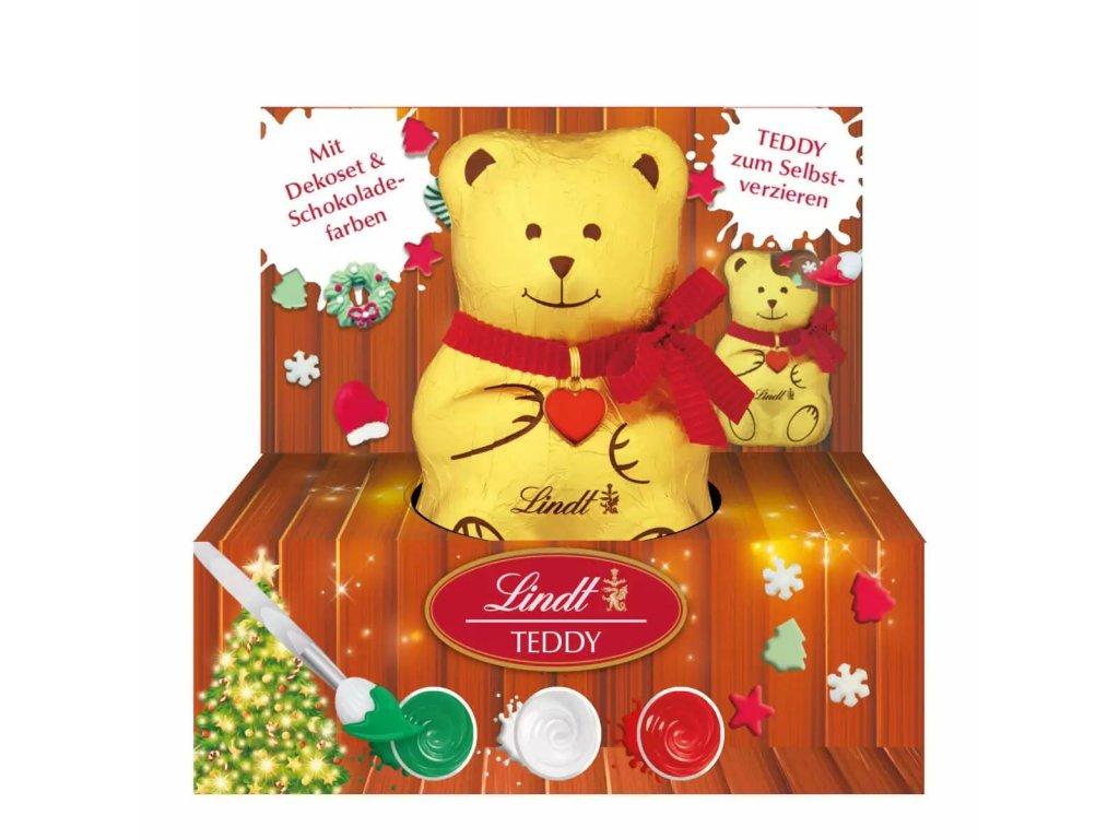9003600561118 ID1 Lindt Teddy DIY Deko Set 100g Hohlfigur 568111212121
