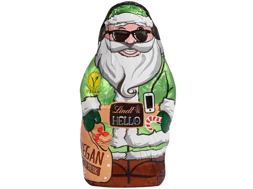 lindt hello santa vegan 80g no1 4816