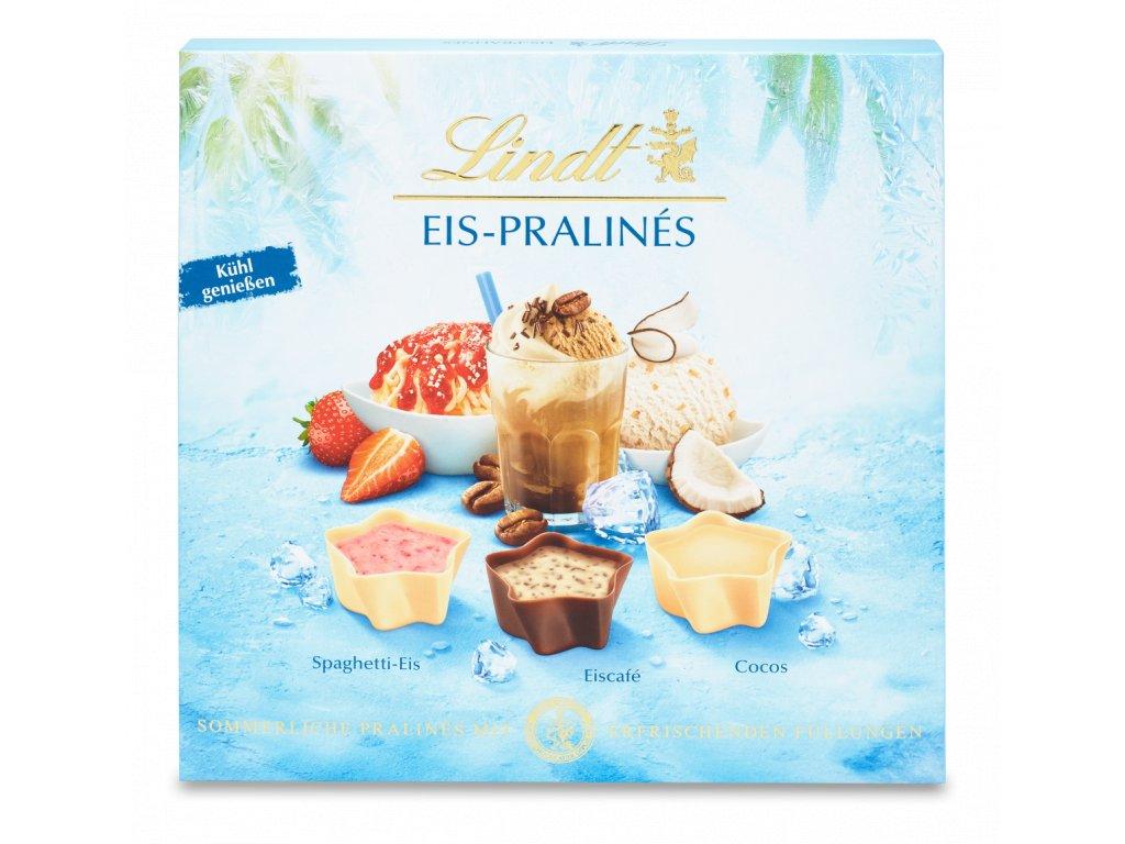 6b. B.LINDT Mini Pralines Ice 148g 199,90