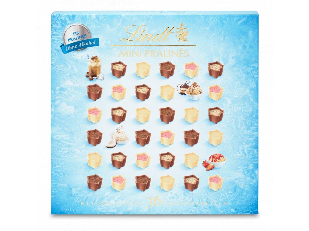 7b. B.LINDT Mini Pralines Ice 165g 179,90