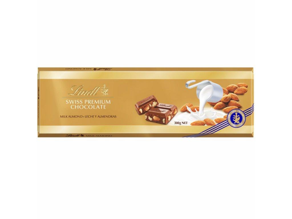 gold milk almond 10x300g 12