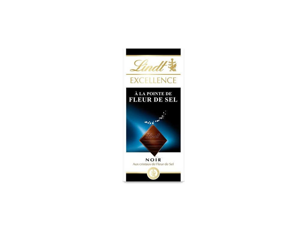 352788 lindt excellence noir fleur de sel 100g 111