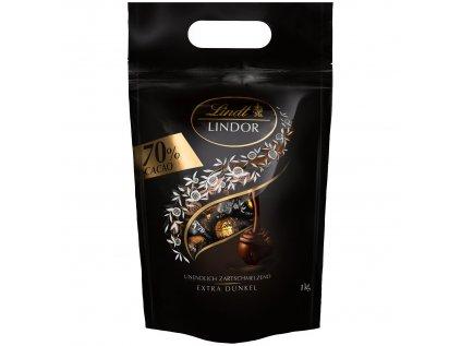 lindt lindor kugeln 70 extra dark 1kg no1 3126
