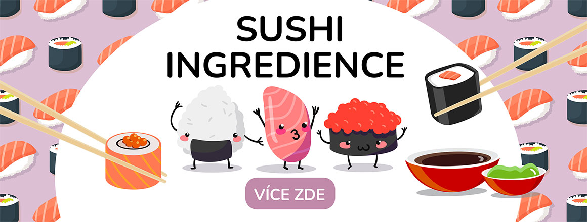 SUSHI Ingredience